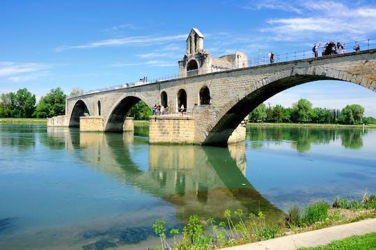 Visite à pied d'Avignon et du Palais des Papes