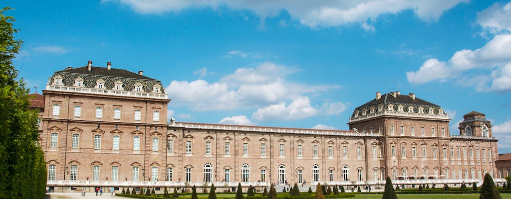 Venaria Reale with Turin hop-on hop-off City Sightseeing® bus 24 or 48-hour tickets