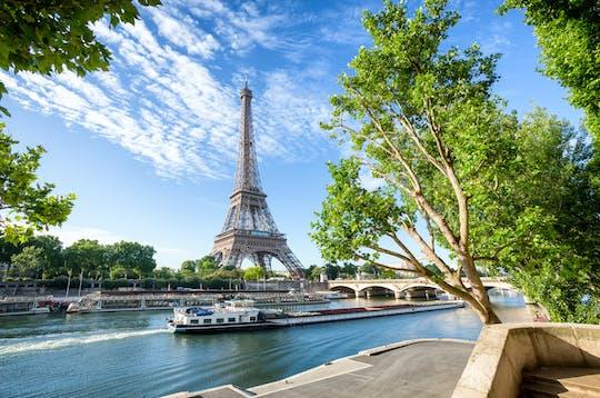 Biglietti salta fila per la Torre Eiffel e crociera sulla Senna