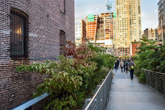 Visite guidée privée de NYC High Line et Chelsea