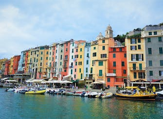 Cinque Terre and Portovenere day trip from Milan