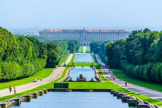 Tickets of the Royal Palace of Caserta with optional guided tour