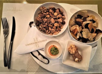 Gourmet and Glamour experience at Cannavacciuolo Café and Bistrot from Milan