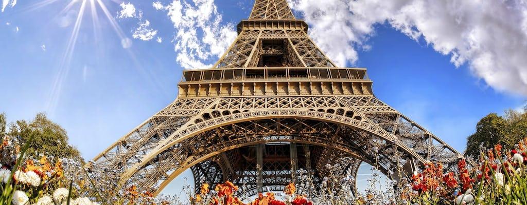 Entradas prioritárias para a Torre Eiffel