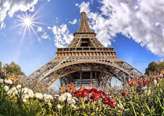 Entradas con acceso prioritario para la Torre Eiffel