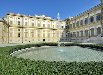 Royal Villa of Monza half day tour from Milan