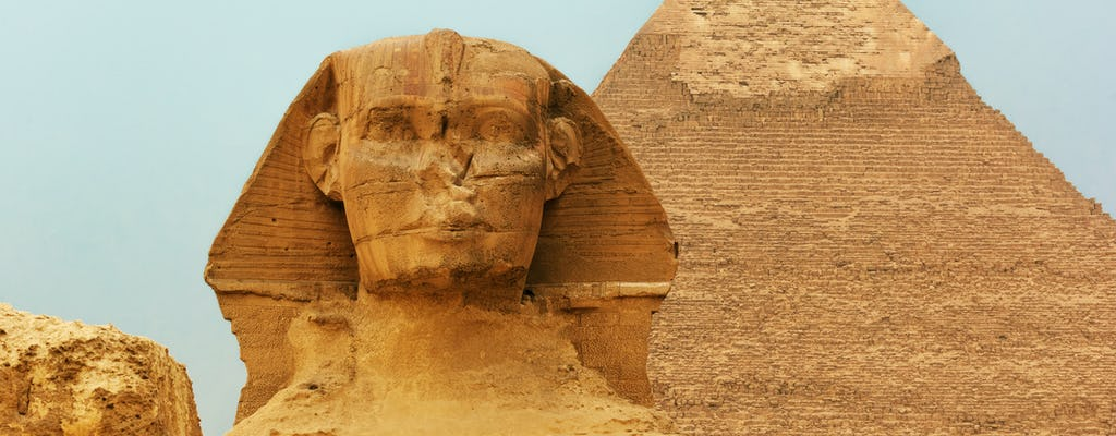 Pyramids of Cairo 2-day tour from Eilat