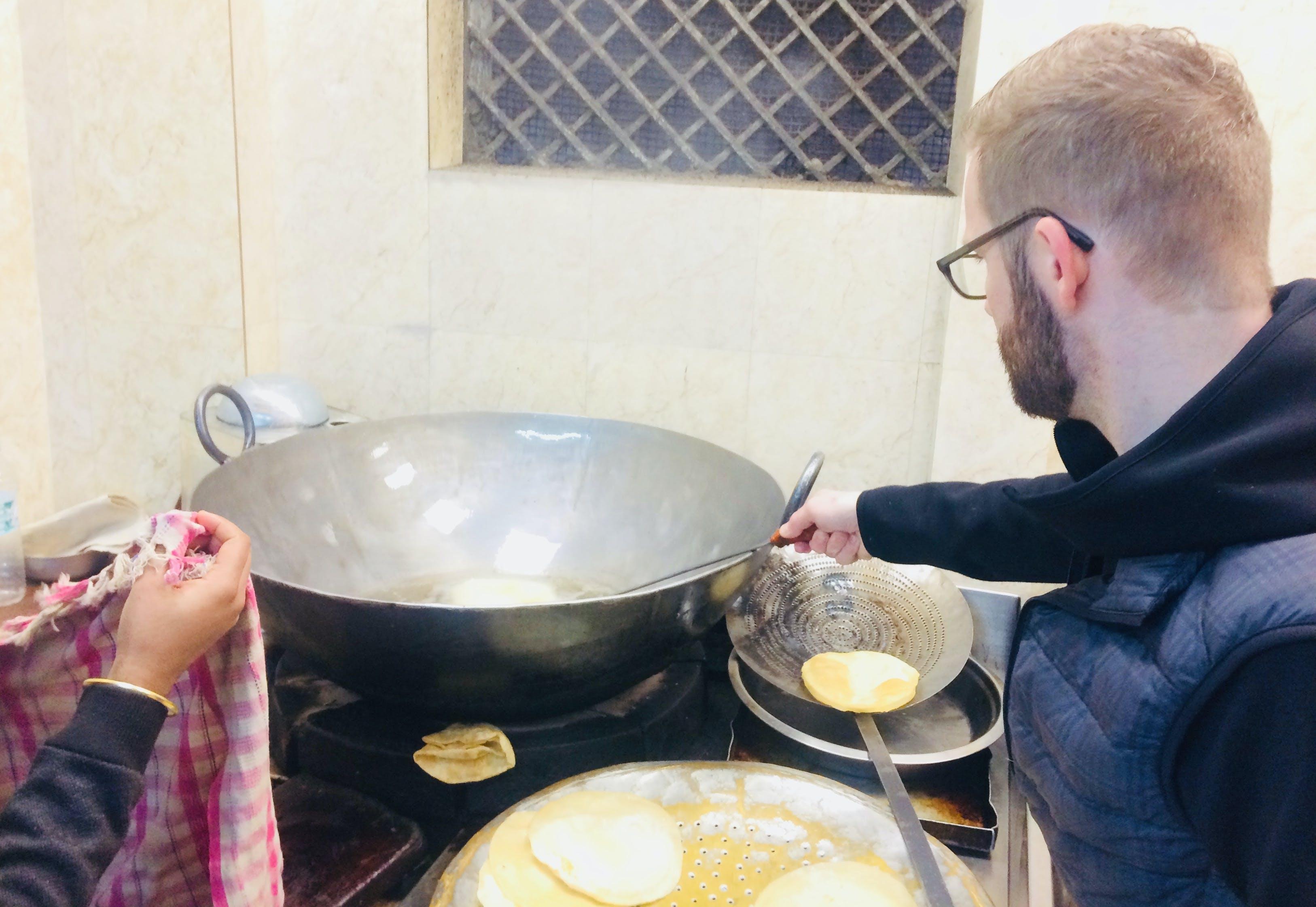 Old Delhi culture experience tour