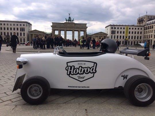 120 minuten durende hotrod-tour door Berlijn
