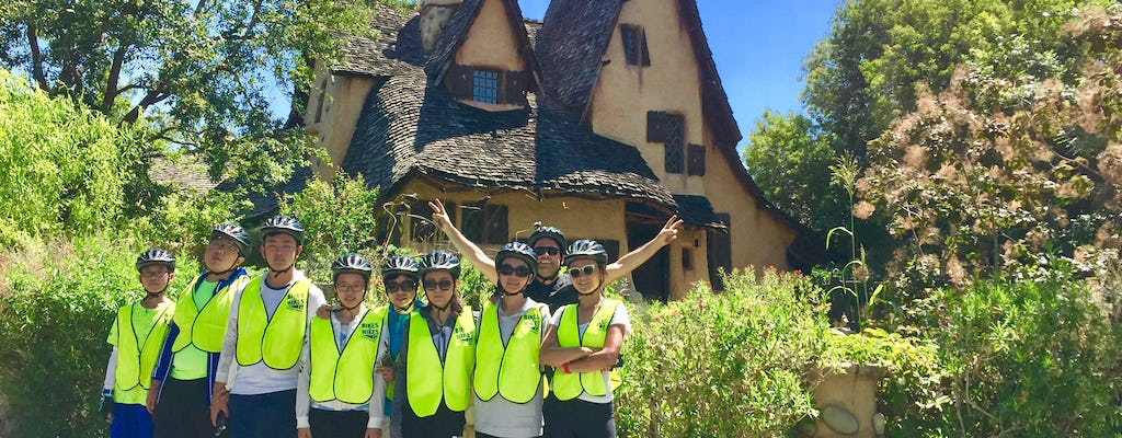 Tour in bici elettrica di Beverly Hills e West Hollywood