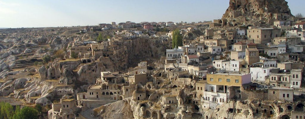 Cappadocia in 1 day by motor coach from Istanbul