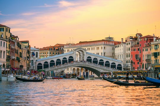 Tour privato di Venezia