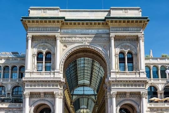 Prywatna wycieczka z przewodnikiem po Mediolanie ze wstępem bez kolejki do La Scali