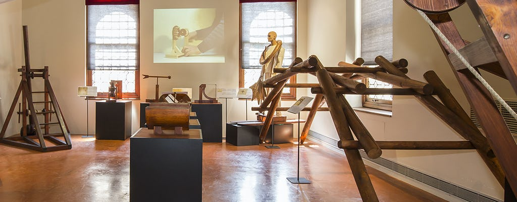 Biglietti salta fila per il Museo Leonardo da Vinci a Venezia