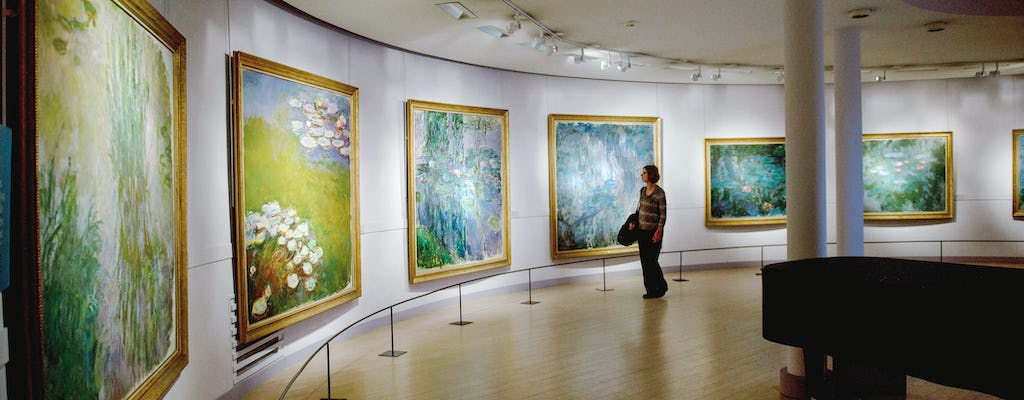 Guided tour of Musée Martmottan Monet