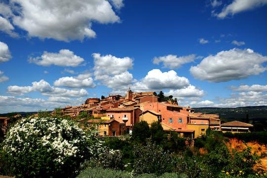 Visite as aldeias de Lubéron de Avignon