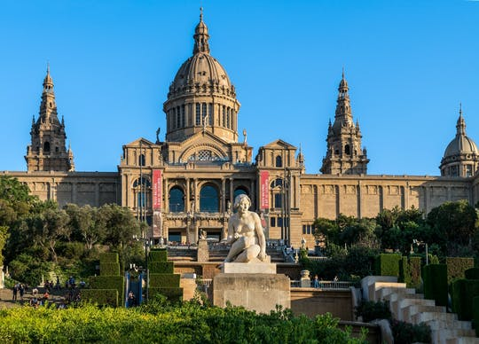 Национальный музей искусства Каталонии без очереди авиабилеты