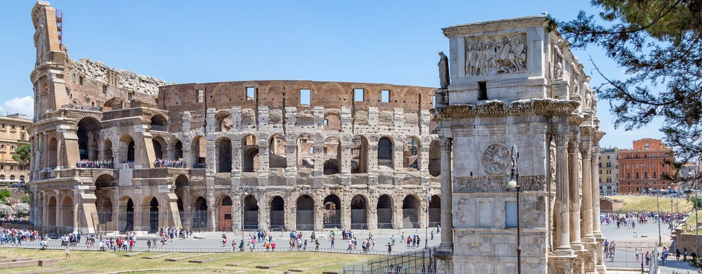 Colosseum skip-the-line tickets with Arena floor direct entrance