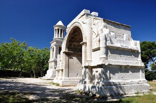 Arquitectura romana y medieval en Provenza