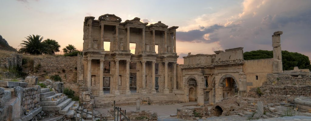 Izmir Shore Excursion: day trip to Ephesus and Hou