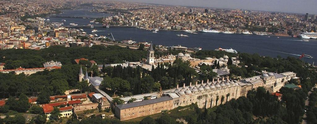 Стамбул Платина Комбинированный Тур