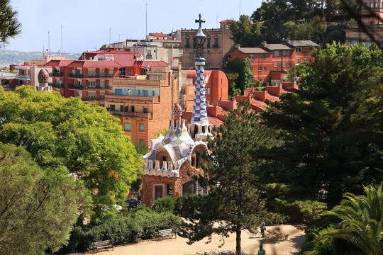 Skip-the-line tickets to Park Guell and Sagrada Familia and guided tour
