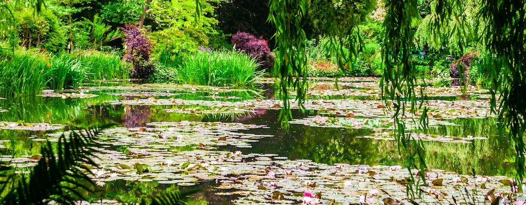 Tour di un giorno alla casa di Monet a Giverny e alla Reggia di Versailles