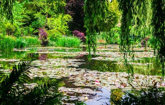 Visite d'une journée de Giverny de Monet et de Versailles
