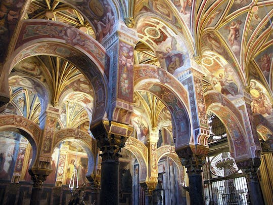 Official guided tour of the Cathedral-Mosque, the synagogue and the Alcázar of Córdoba
