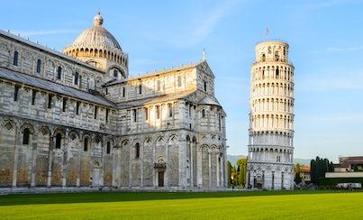 Ver la ciudad,Tickets, museos, atracciones,Gastronomía,Entradas a atracciones principales,Comidas y cenas especiales,Tours enológicos,Torre de Pisa