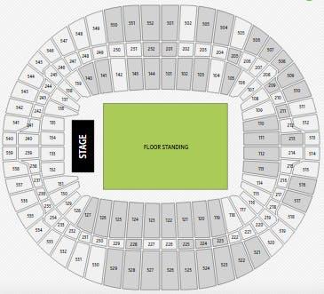 Ed Sheeran - Wembley 15-06-2018