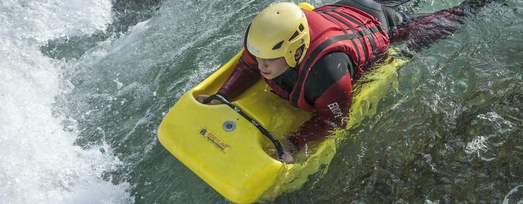 Hydrospeed experience in Valsesia