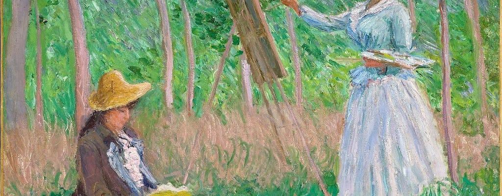 Visita a pie de la casa y los jardines de Monet en Giverny