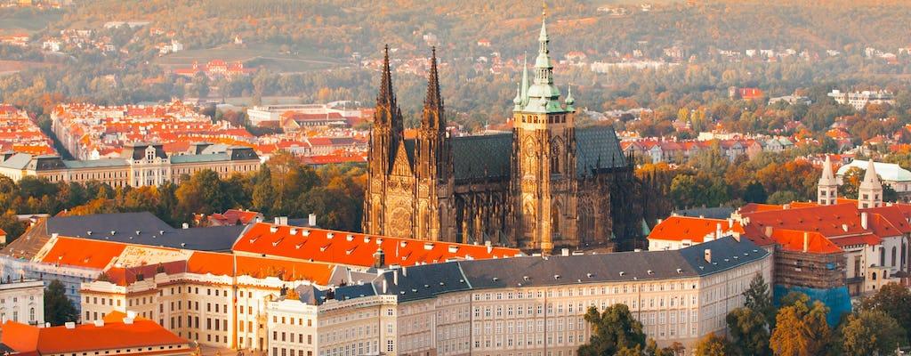 Prague Castle guided visit