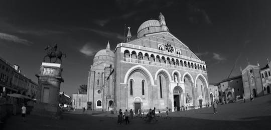 Visite privée de Padoue de la basilique Saint-Antoine avec les fresques de Tiziano
