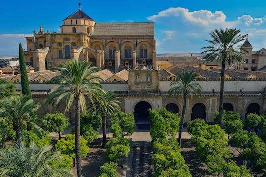 Córdoba full-day tour from Seville