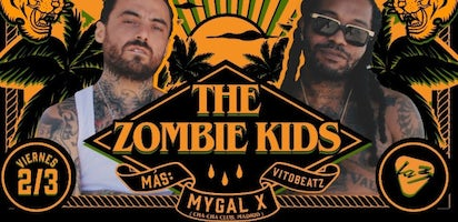 Guapo Friday S Club L The Zombie Kids Mygal X Chacha The