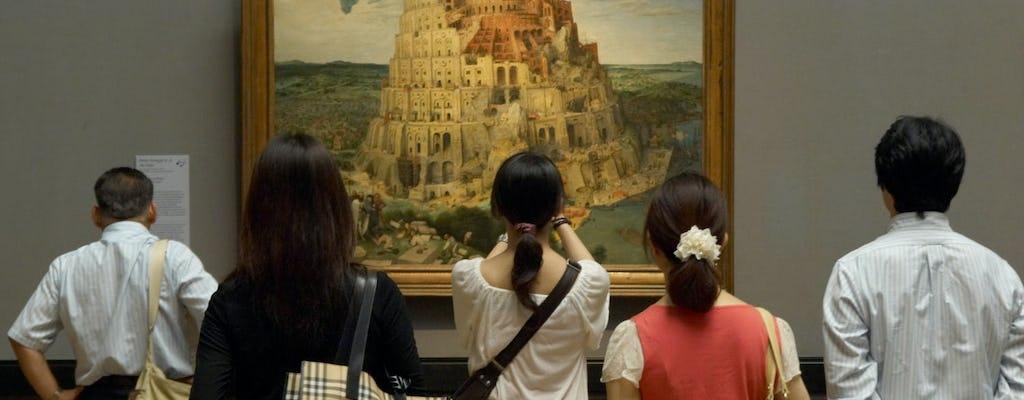 Musée d'histoire de l'art de Vienne billets