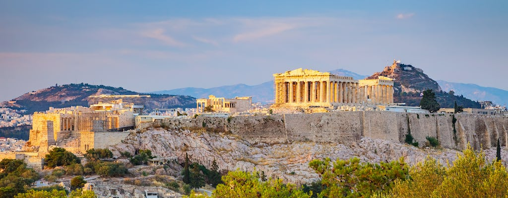 Athens full day tour with Acropolis and Cape Sounion