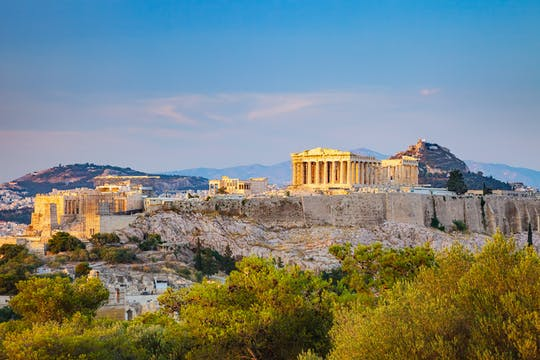 Athens full-day tour with Acropolis and Cape Sounion