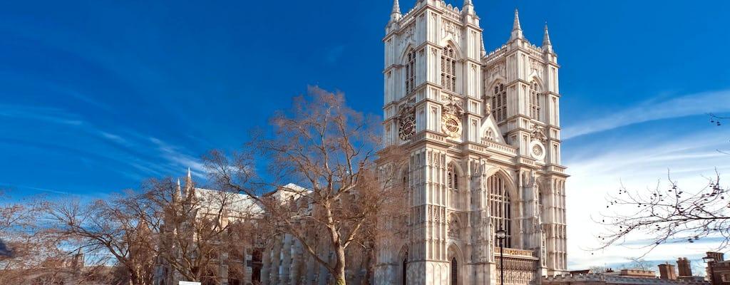 Tour a piedi di Westminster con ingresso al Parlamento