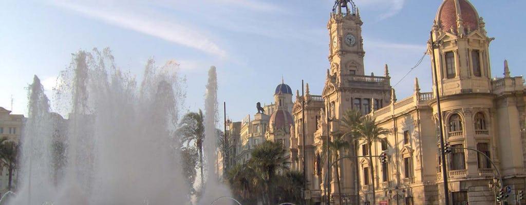 Valencia free guided tour