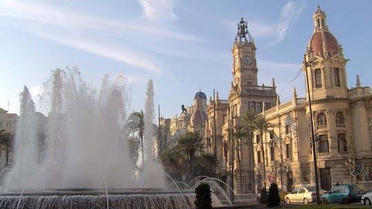 Tour a piedi gratuito di Valencia