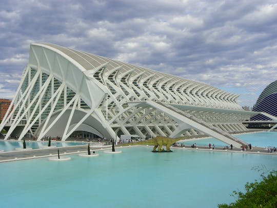 Valencia New City free walking tour