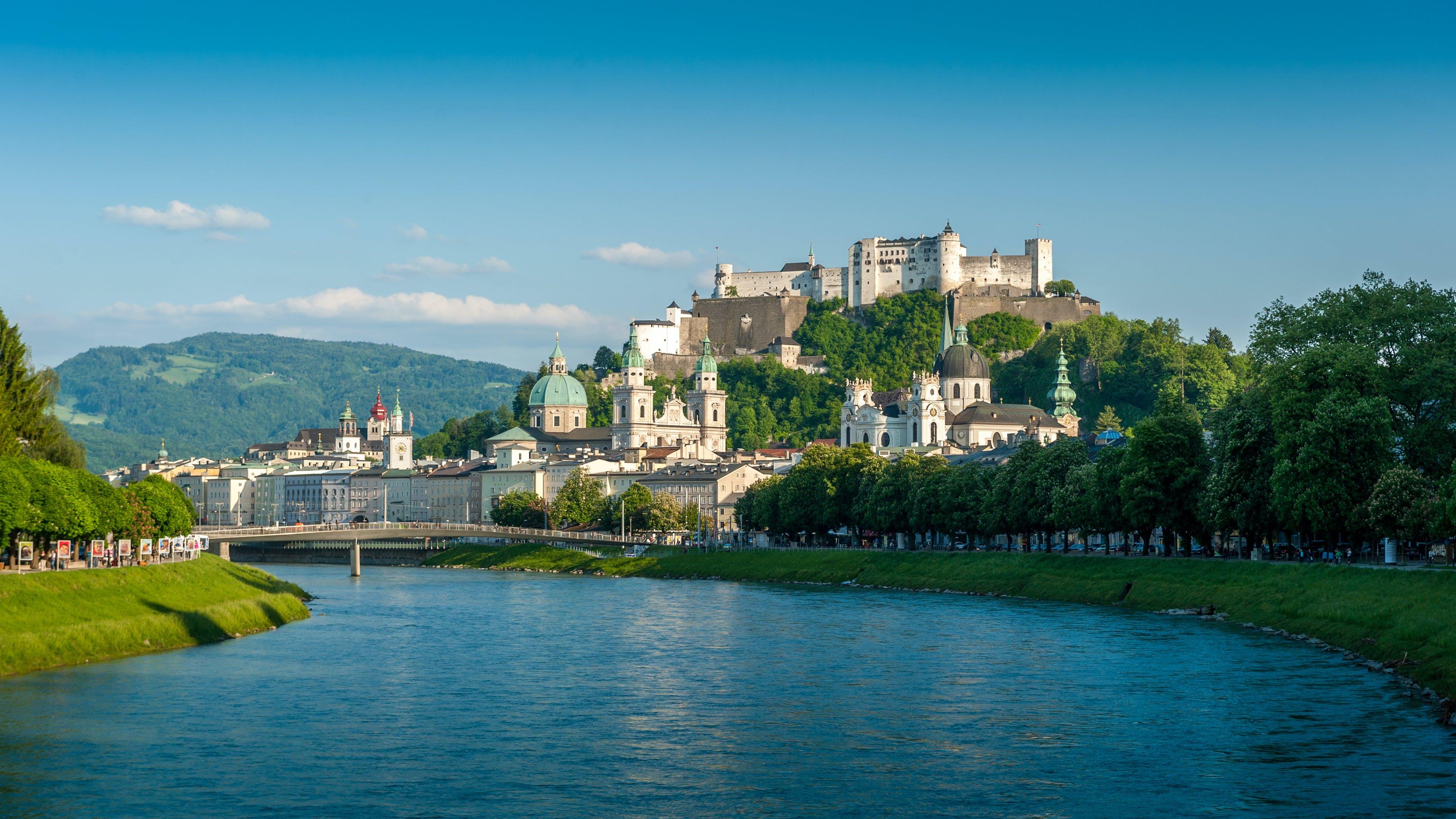 Ver la ciudad,Salir de la ciudad,Excursiones de un día,Excursión a Salzburgo