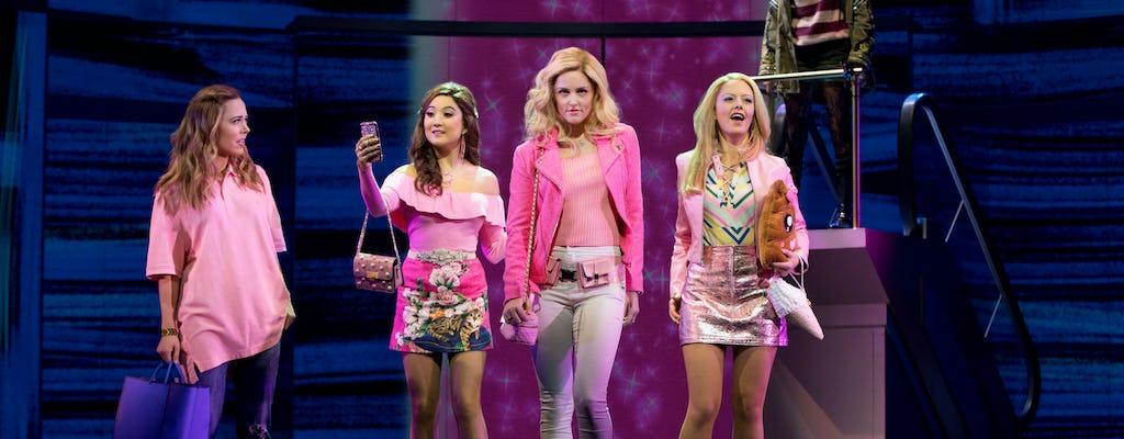 Билеты на дрянные девчонки мюзикл на Бродвее