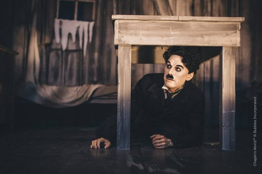 Entreeticket Chaplin's World