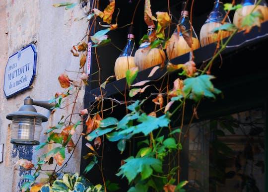 Dégustation de vins à Monterosso