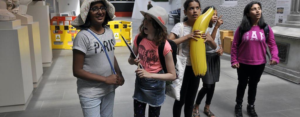 Ahoy! Royal Greenwich - nadzorowana wycieczka dla dzieci