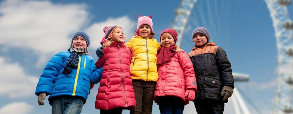 The London Eye - tour per bambini supervisionato